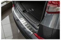 Edelstahl Ladekantenschutz für Hyundai Tucson 2 V2A  2015-2018