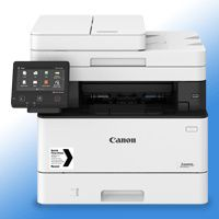 CANON i-SENSYS MF445dw S/W-Laserdrucker Duplex inkl. UHG