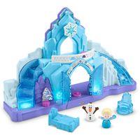 Fisher-Price Little People Frozen Elsas Eispalast (D)