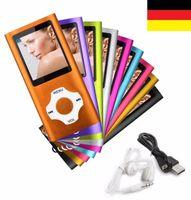 Mp3 Player Mini Clip Musik Aluminium Micro SD TF USB MP3 Player LCD Display Mp4