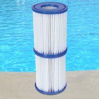 Bestway Filter für Pool Pumpen 4x2er Gr. 2 - 8 Stück