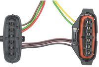 Dometic Kabelsatz für MagicSpeed MS-880 für Fiat Ducato 2002 - 06/2006
