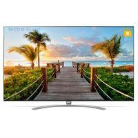 LG 75SM9900PLA, 190,5 cm (75 Zoll), 7680 x 4320 Pixel, LED, Smart-TV, WLAN, Schwarz, Silber
