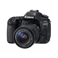 CANON Reflex EOS 80D + 18-55 MM F / 3,5-5,6 IS STM