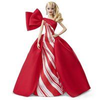 Barbie Signature Holiday Barbie Puppe (blond)