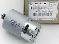 Bosch 2609002709 original Motor Bosch PSR 14,4 Li 1607022554 Gleichstrommotor 3603J54100
