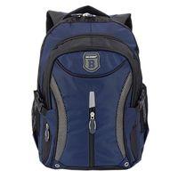 Rucksack Schule Sport Arbeit Reise Freizeit Backpack Schwarz Wandern Tagrucksack