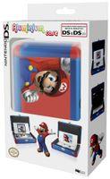 BB NDS & Lite Tasche Mario - Aluminium Case