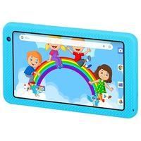 """Trevi Kindertablet 7 S03 - Tablet PC 7"""" Quad Core fuer Kinder Blau"""