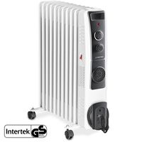 TROTEC Ölradiator TRH 23 E Heizung Heizer Wärme Heizgerät Heizkörper Ölheizer Beheizung Überhitzungsschutz Thermostat