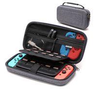 Schutzhülle für Nintendo Switch Tasche Hartschale Reiseetui Hard Case Schutz Cover