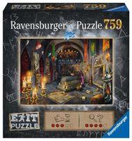 Ravensburger EXIT Puzzle Im Vampirschloss, 759 Teile