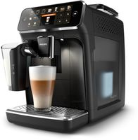 Philips 12 Kaffeespezialitäten, Kaffeevollautomat, Espressomaschine, 1,8 l, Kaffeebohnen, Eingebautes Mahlwerk, 1500 W, Schwarz