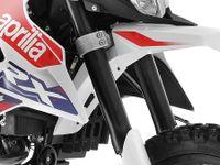 Aprilia RX 125 ABS Euro 5, Farben:Silber Speedway