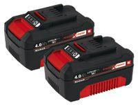 Einhell Power X-Change Akku PXC-Twinpack 4,0 Ah