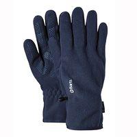 Barts Fleece Handschuhe Navy, Größe:M