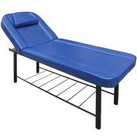 Spa Massageliege Reiki Behandlungsliege Kosmetikliege Massagebank Blau