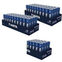 Varta Industrial Plus LR6 AA Mignon Batterien, 100er Set