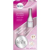 Veet Sensitive Precision Beauty Styler + gratis Spiegel 1 Stück