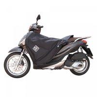 Tucano Urbano Beinschutz Termoscud® schwarz für Piaggio Medley / S 125 / 150 Bj. < 2020