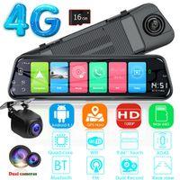 Android 8.1 Auto Rückspiegel DVR Dash Cam 4G WiFi GPS-Recorder + Kamera 16 GB