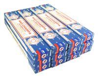 Satya Sai Baba Nag Champa 15 g Räucherstäbchen x 12 Päckchen