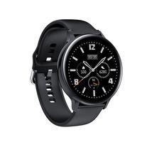 Zodight Smart Watch Männer Frauen EKG Blutdruck IP68 Wasserdichte Smartwatch Für Android IOS Phone Schwarz
