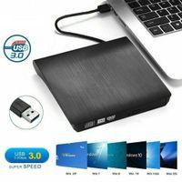 Externes DVD Laufwerk USB 3.0/2.0 Laufwerk Slim CD DVD-RW Laufwerk Für PC Laptop