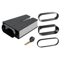 BORA Luftreinigungsbox flexibel ULBF mit Adapter ULBFB-100 (inkl. EFA/1)