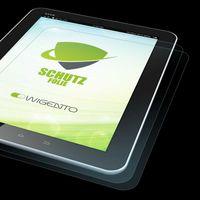 2x HD Displayschutzfolie für Samsung Galaxy Tab A7 T500 / T505 2020 Schutz Folie + Poliertuch