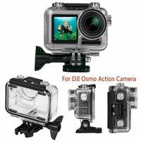 Für DJI OSMO Action Kamera Unterwasser 40M Housing Case Gehäuse Hülle