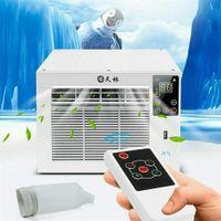 1100W Mobile Klimaanlage Mit Fernbedienung Mobiles Klimagerät Kühler Kühlung Luftkühler Kompakt Ventilator Ventilieren Entfeuchten 220V