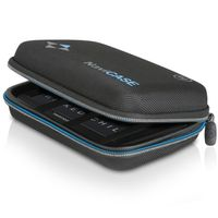 Wicked Chili Schutztasche für Navigationsgerät kompatibel mit Garmin Drive und kompatibel mit TomTom - Case für Navigationsgeräte mit 4.3/5 Zoll Display (max. Größe 15 x 10 x 4.5 cm) schwarz