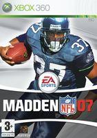 Electronic Arts Madden NFL 07, Xbox 360