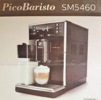 Saeco PicoBaristo SM5460/10 Kaffeevollautomat (integriertes Milchsystem) schwarz