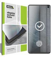 2x Samsung Galaxy S10 Schutzfolie matt Displayschutzfolie Folie Display Schutz
