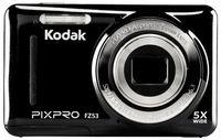 KODAK - FZ53-BK - Kompaktkamera - Schwarz