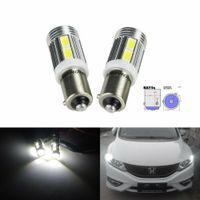 2x 435 BAY9s H21W 4W LED Standlicht Blinkerlampen Tagfahrlicht Lampen Glühbirne Weiß