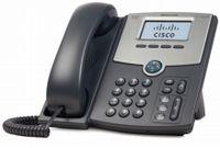 Cisco SPA 512G Telefon, Rufnummernanzeige, Freisprechfunktion, Ethernet