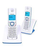 Alcatel F530 Schnurlostelefon Duo Blau
