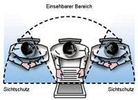 3M Blickschutz Filter PF14.0W Format: 16:9