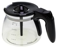 Philips CP9937,996510073463 Glaskanne für HD7459 HD7462 Daily Collection Kaffeemaschine