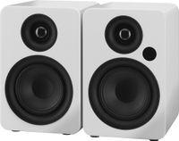 Monacor MONACOR SOUND-4BT/WS Aktives 2-Wege-Stereo-Lautsprecherboxen-System 257060