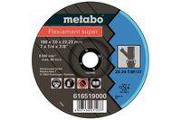 Metabo Flexiamant Super 125x7,0x22,23 GussSchruppscheibeForm 27