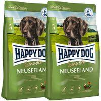 2 x 12,5 kg Happy Dog Supreme Sensible Neuseeland