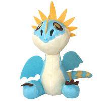 Sturmpfeil Baby Drache | DreamWorks Dragons | 16 cm Plüsch Figur | Softwool