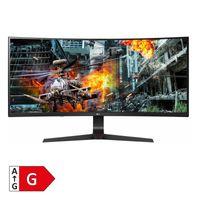 LG FHD Monitore 86,4cm (34 Zoll) 34GL750-B, 2560x1080 Pixel, UltraWide, Farbe: Schwarz/Rot