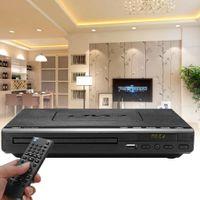 HD HDMI DVD-Player ADH CD VCD Musik Disc Upscaling USB Remote 1 Zoll Bildschirm