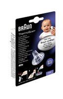 Braun LF40 Schutzkappen für IRT3020 u.IRT6020