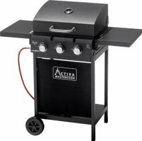 Activa Barbecue - Gasgrillwagen Cabrio